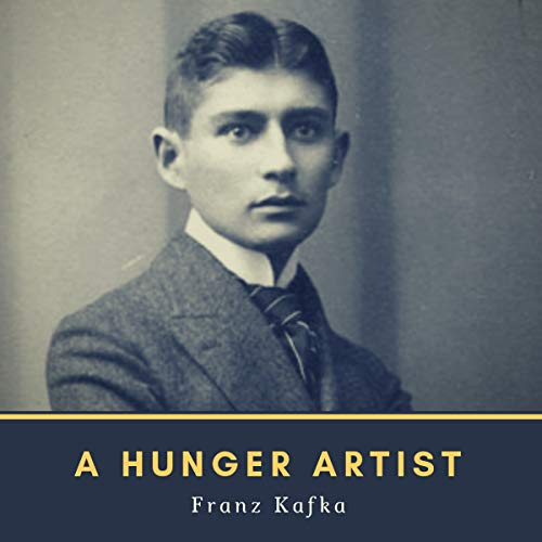 A Hunger Artist audiobook cover art
