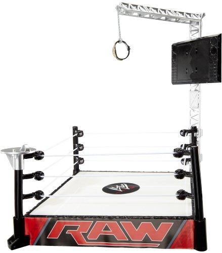 WWE Super Strikers Turnbuckle Takedown Ring