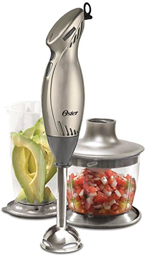 Oster Immersion Hand Blender with Chopper One Size