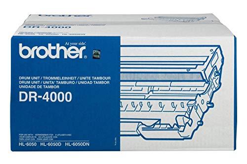 Brother DR4000 Trommeleinheit für Hl6050 Hl6050D Hl6050Dn Hl-6050 Hl/6050/6050D/6050Dn