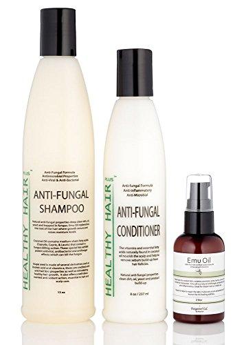Healthy Hair Plus - Anti Fungal Scalp Treatment Kit Targets...