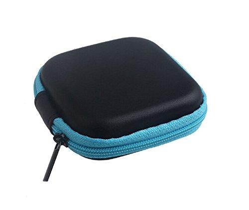 Skyeye Stockage Chargeur de téléphone Portable câble de données Sac de Rangement Mini Portable Soulagement de la Pression carré et Micro Boîte de Rangement de Finition de l'emballage