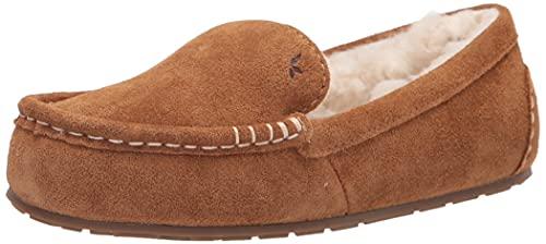 Koolaburra by UGG Women's Lezly Fashion Boot, Chestnut, 08 M US