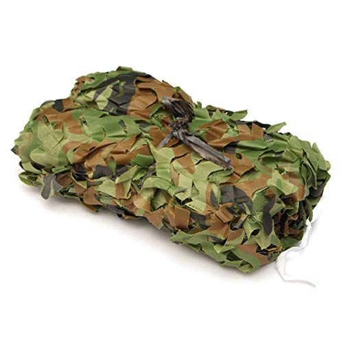 GFBHD Cobertor de Red de Camuflaje,Toldo De Sombra Desert Camuflage Shaining Net | 2m x 3m Campo Camuflaje Neto | Se Utiliza para Disparar decoración Militar, Tener Elegir (Color : F)