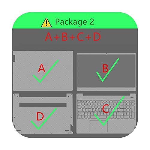 Adhesivo para ordenador portátil Lenovo Miix 310, 320, 325, piel sintética para ordenador portátil, B, C, D-Miix 5 Pro Miix 720