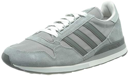 adidas ZX 500, Zapatillas de Gimnasio Hombre, Grey Four/Grey Six/Grey Three, 42 EU