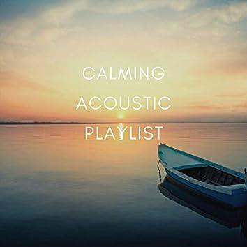 Calming Acoustic Playlist