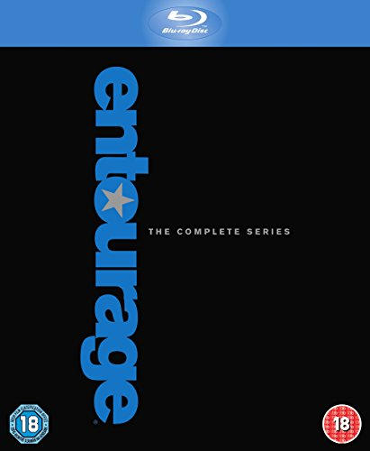 Entourage - The Complete Series [Blu-ray]