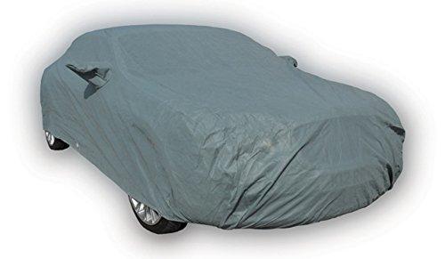 Coverdale Autoabdeckung für Peugeot 107 Schrägheck, zugeschnitten, für den Innenbereich von 2005 bis 2014