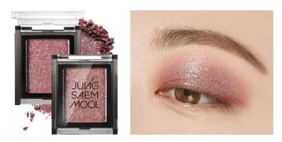 しがみつくファイル愛JUNG SAEM MOOL Colorpiece Eyeshadow Prism (PlumBell) [並行輸入品]