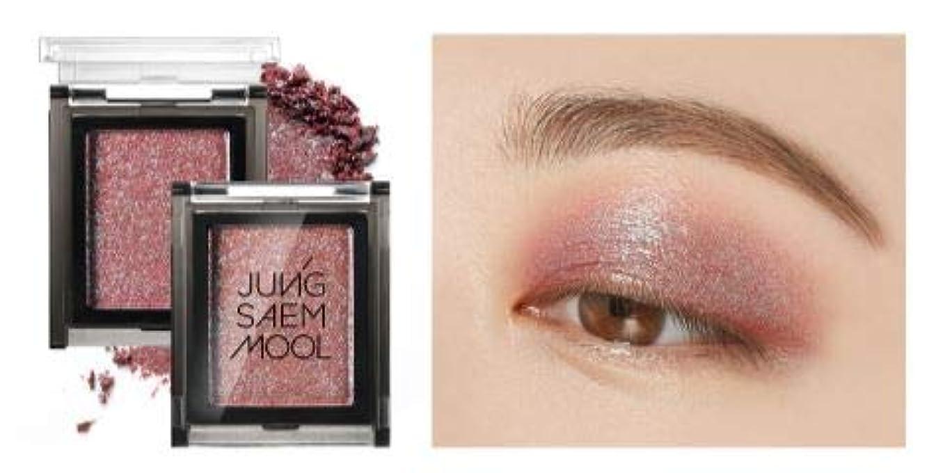 依存連続的感心するJUNG SAEM MOOL Colorpiece Eyeshadow Prism (PlumBell) [並行輸入品]