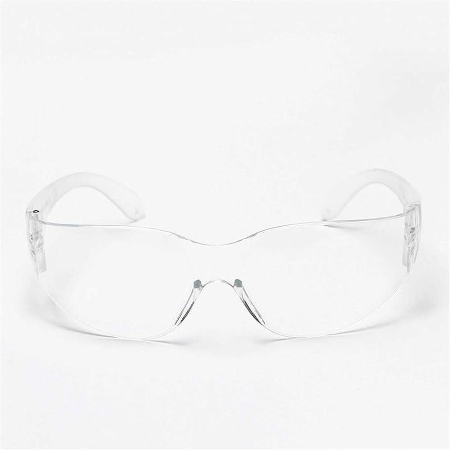 ベンチ責めバンジョーサイクリング アイウェア 自転車乗りゴーグル屋外ゴーグル反撃ゴーグル労働保護眼鏡透明メガネ サイクリング、釣り、ランニング、野球 格好いいサングラス