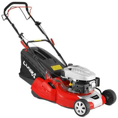 Cobra RM40SPC 135cc 40cm Self Propelled Petrol Roller Mower