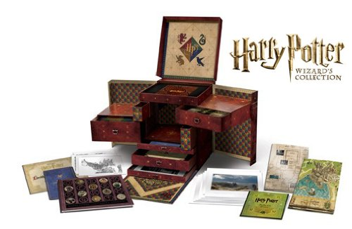 Harry Potter Wizard's Collection (Blu-ray / DVD Combo)