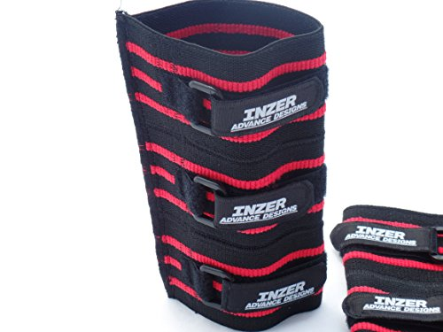 Inzer Advance Designs XT Elbow Sleeves 2XLarge Black