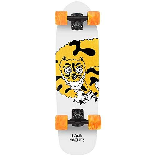"""Landyachtz Dinghy 28"""" Complete Skateboard (Tigor)"""