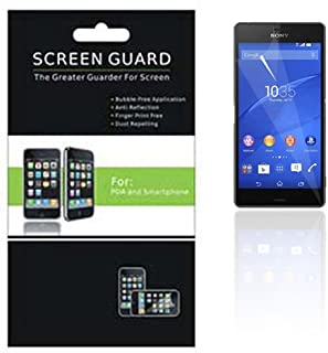 Cell-Pak Screen Protector for Xperia Z3 - Retail Packaging - Clear