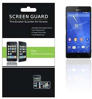 واقي شاشة Cell-Pak لهاتف Xperia Z3 - تغليف التجزئة - شفاف