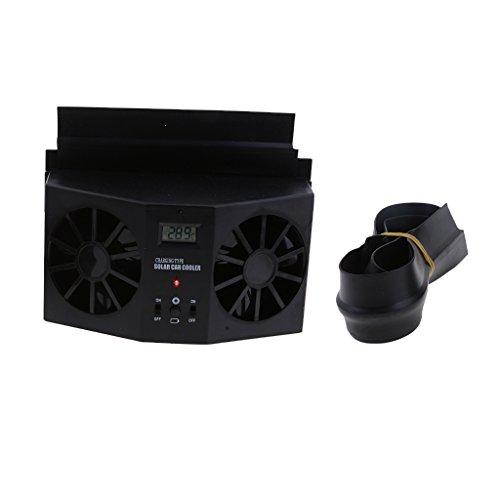 MagiDeal Ventilador Radiador Extractor Respiradero