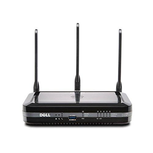 DELL SonicWALL Soho - Cortafuegos (300 Mbit/s, 100 Mbit/s, 800 MHz, IEEE 802.11a,IEEE 802.11b,IEEE 802.11g,IEEE 802.11i,IEEE 802.11n, 250 Usuario(s), 2.4 & 5)