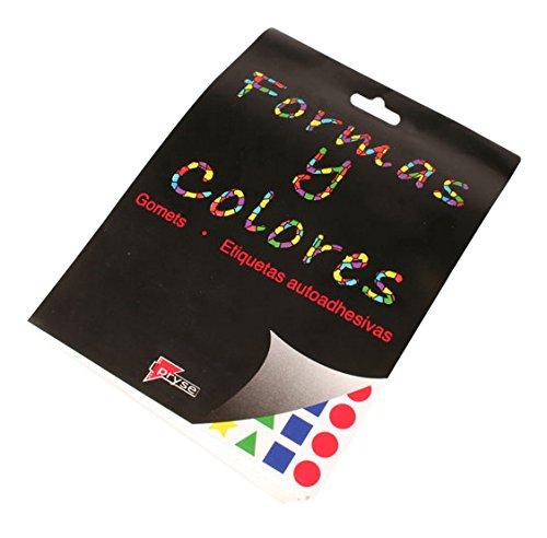 Pryse 1041097 - Gomets etiquetas adhesivas