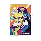 DSGFR Ludwig Van Beethoven Historische Großen Poster