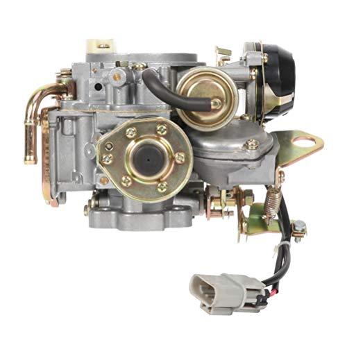 QUALINSIST Car Carburetor Carb ReplA-Cement for N-issan 720 pickup 2.4L Z24 engine 1983-1986 OEM 16010-21G61