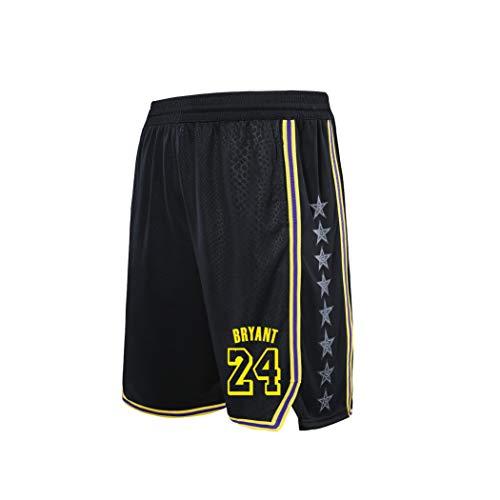 GBYN - Basketball-Bekleidungssets für Herren in Black, Größe X-Large