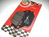 PASTIGLIE BREMBO CARBON POSTERIORI CB 600 F HORNET ABS 2007 2008 2009 2010 2011 2012 2013 CBR F 600 2001 2002 2003 2004 2005 2006