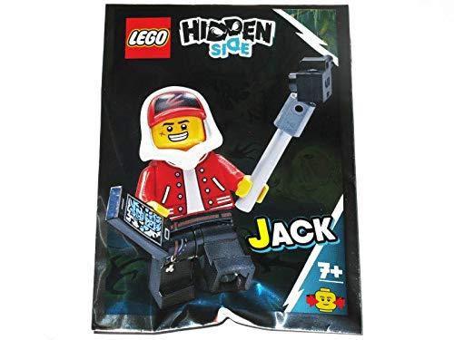 Blue Ocean LEGO 791901 - Juego de minifigura de gato oculto (bolsa)