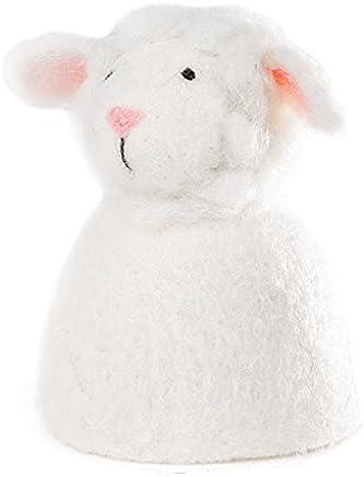 Preisvergleich für Baden Dekorativer Niedlicher Eierwärmer Schaf aus Filz Preis für (2, Filz)