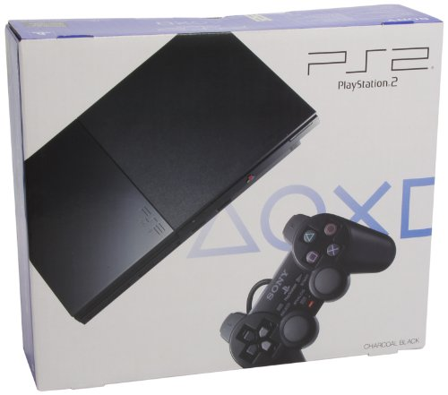 Console PS2 noire