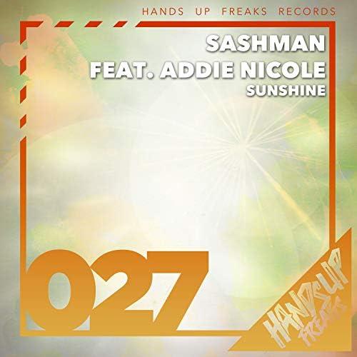 Sashman Feat. Addie Nicole