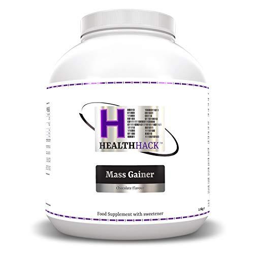 Health Hack Mass Gainer, 2.5 kg, Ch