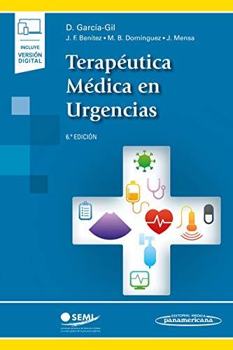 Terapéutica Médica En Urgencias 6ª Edición (Incluye versión digital)