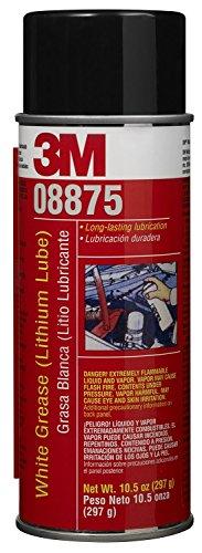 3M 08875 White Grease (Lithium Lube) - 10.5 oz.