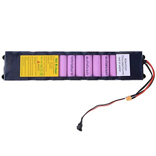 DAUERHAFT Paquete de batería de Litio de Ocho Veces con protección 36V 7800mAh, para Scooter