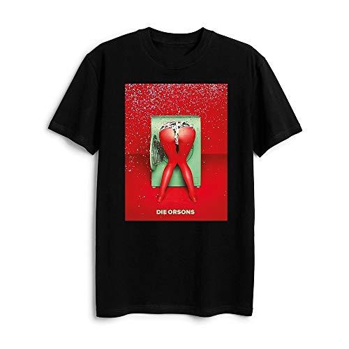 Orsons - Schwung in die Kiste, Shirt, Farbe: Schwarz, Größe: XL