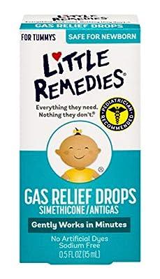 Little Remedies Baby Gas Drops, 0.5 oz