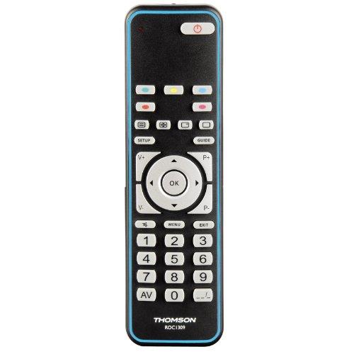 Thomson ROC1309 TV-Universal-Fernbedienung mit Programmtasten
