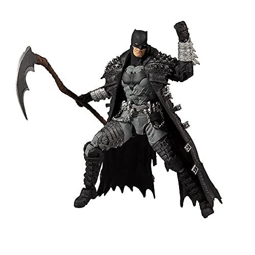 DC McFarlane Boneco Death Metal Batman