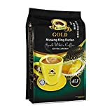HICOMI Musang King Durian 4in1 Ipoh Instant White Coffee (38g X 15 Sachet)