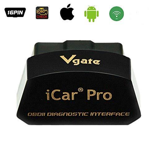 Vgate iCar Pro OBDII Wifi Scanner Diagnosegerät Auto Code Leser CAN BUS Interface,Auto Car PKW KFZ OBD2 für iOS Android