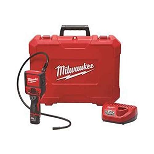 """Milwaukee Electric Tool 2315-21 M12 M-Spector Flex Inspection Camera Cable Kit, 3', 13.58 """" x 5.35 """" x 17.28"""""""