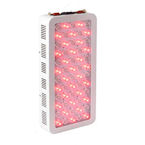 Best Review Of 300W 500W 1000W 660nm Red Light Therapy 850nm Near Infrared Therapy Light LED Full Bo...
