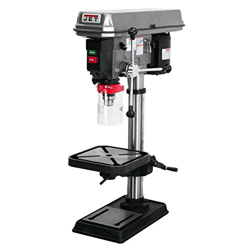 Product Image of the Jet J-2530 15-Inch 3/4-Horspower 115-Volt Bench Model Drill Press