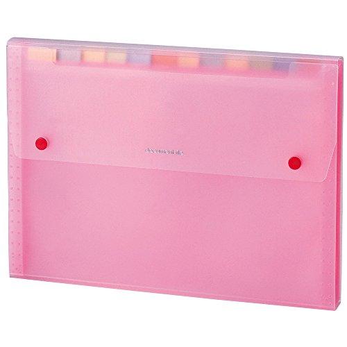 セキセイ ドキュメントファイル ピンク SSS-1212
