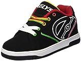 Heelys Pro-Tec Helmet, Zapatillas Unisex niños, (Black/Reggae), 35 EU