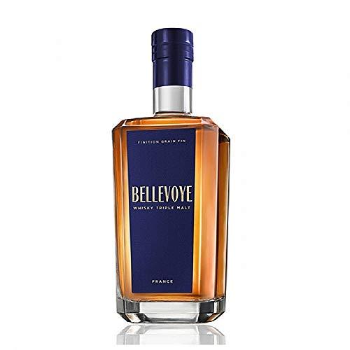 classement un comparer Bellevoye Bleu Triple Malt – Whisky Français 40% – 70cl