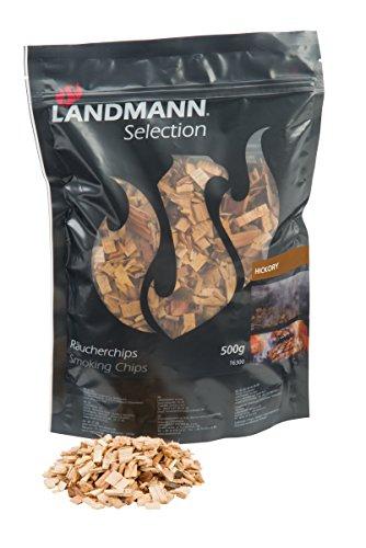 Landmann Whiskey/eiken selectie rookchips hout Accessoires 33x30x16 cm hout
